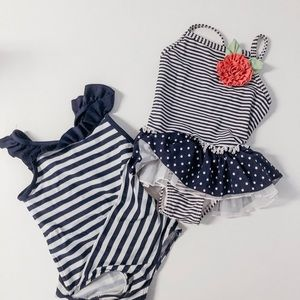 Toddler Swimsuits 6-12 month and 2T